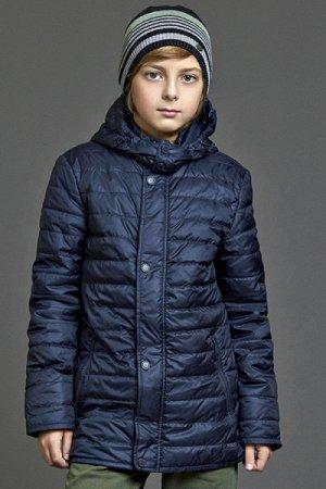 Куртка юниор утепленная синий