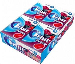 """Orbit """"Лесные ягоды"""" леденцы, 8 пачек по 35 г"""