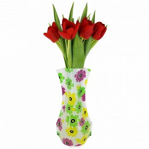 Пластичная ваза