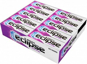 """Eclipse """"Лесные ягоды"""" жевательная резинка без сахара, 30 пачек по 13,6 г"""