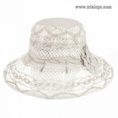 Del*Mare = Жаркое Лето — Льняные головные уборы — Соломенные шляпы и панамы
