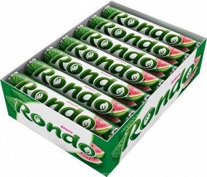 """Rondo """"Арбуз"""" освежающие конфеты, 14 пачек по 30 г"""