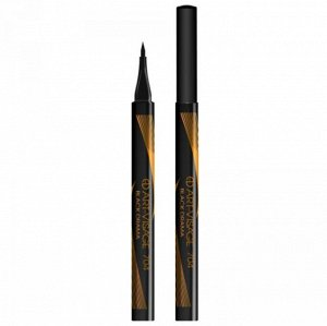 Карандаш AV NEW д/глаз №704 BLACK DRAMA черный (жидкий маркер) насыщенная линия