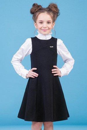 Сарафан для девочки   черный CLASSIC GIRL