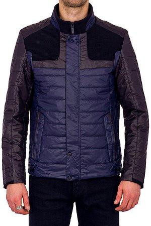 Куртка Сезон: демисезонные Цвет: синий Состав: нейлон-100%
