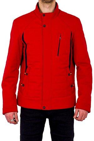 Куртка Сезон: демисезонные Цвет: красный Состав: полиэстер-100%