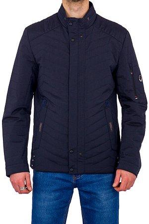 Куртка Сезон: демисезонные Цвет: синий Состав: полиэстер-100%