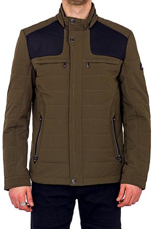 Куртка Сезон: демисезонные Цвет: зелёный Состав: полиэстер-100%