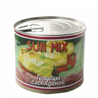 Войсковой Спецрезерв. Новинка - блюда из дичи ВитаМир — Sun Mix. Блюда на второе — Мясные