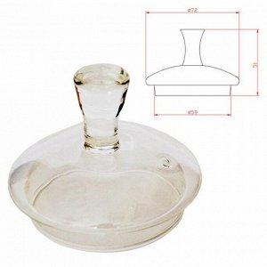 Крышка для стеклянного чайника тип 2, упак. 2 шт