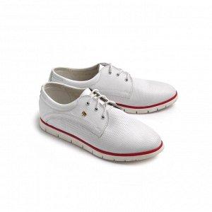 Туфли летние женские, белый