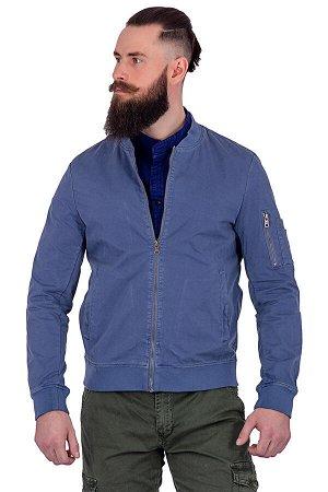 Куртка Сезон летние. Цвет голубой. Состав хлопок-97%, спандекс-3%. Бренд AIGULA