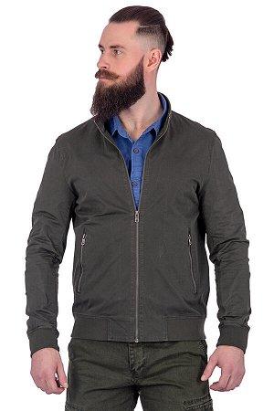 Куртка Сезон летние. Цвет хаки. Состав хлопок-97%, спандекс-3%. Бренд AIGULA