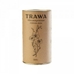 Семена льна обезжиренные Trawa