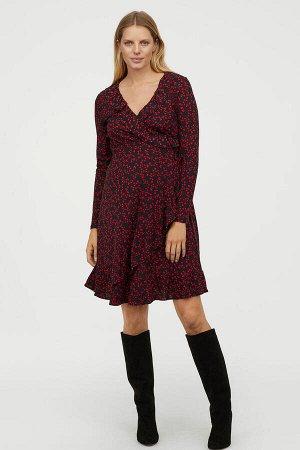 Платье для беременных H&M, очень комфортное