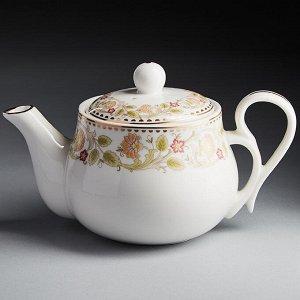 """Чайник заварочный 380 мл МН074R """"Оливия"""""""