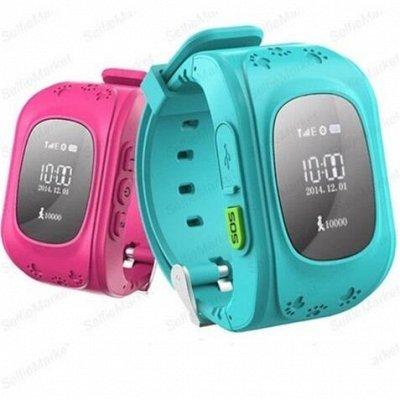 Умный фитнес браслет Xiaomi Mi Band Будь всегда в форме!-103 — Умные детские часы Smart Baby Watch — Часы