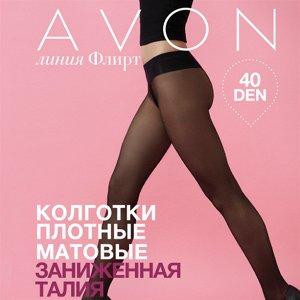 Женские колготки - линия Флирт, 40 den, р. 2-4