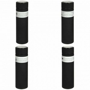 Термос с фильтром, 400 мл, L6,5 W6,5 H22,5 см, (сохр.t до 8 часов), 4в.