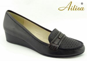 Черные туфли 36 размера.