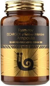 Farm stay All In One Escargot Noblesse Intensive Ampoule - Многофункциональная сыворотка, 250мл