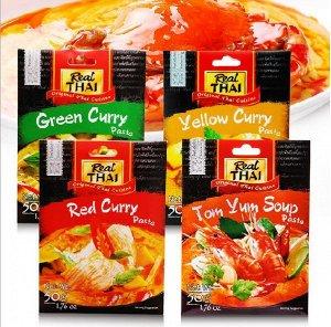 Паста для приготовления тайских супов