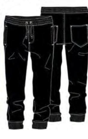 Трикотажные штанцы