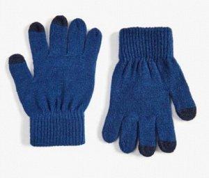 Сенсорные перчатки для мальчика одинарные