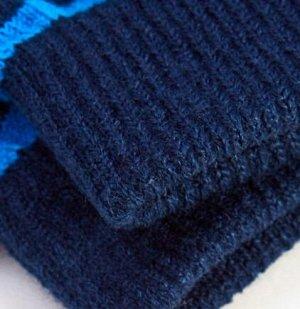 Перчатки S/M 3-5лет M/L  5-9лет СОСТАВ 83% Акрил, 16% полиэстер, 1% эластан