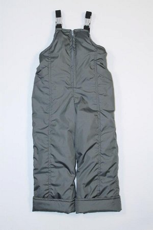 Демисезонные брюки- полукомбинезон Мембрана