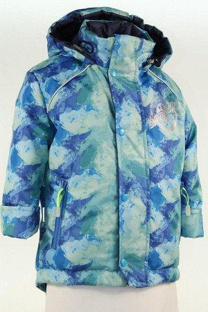 Куртка Еврозима подростковая модель Сильвер
