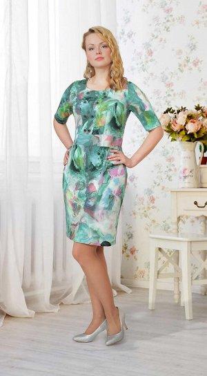 Пристраиваю платье 50 р-ра, симпатичное