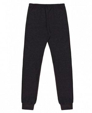 Серые брюки(термобельё) для мальчика Цвет: серый