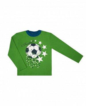 Зеленый джемпер для мальчика Цвет: зеленый