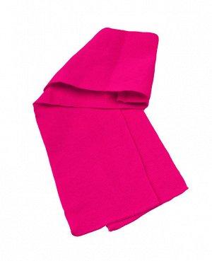 Шарф детский, розовый Цвет: фуксия