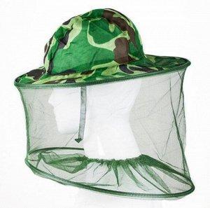 Шляпа для защиты лица от насекомых