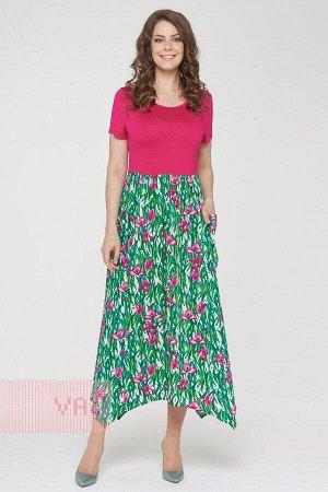 Платье женское 191-3482