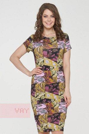 Платье женское 191-3505