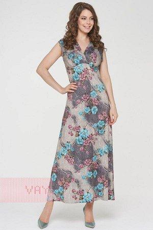 Платье женское 191-3509