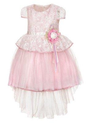 Платье для девочки  Цвет:сиреневый