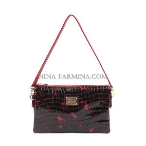 Качественная сумочка-клатч, натуральная кожа