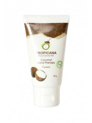Крем для рук Tropicana hand cream Кокос 50 гр