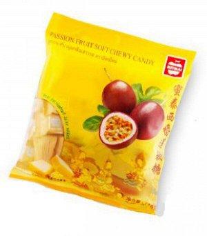 Жевательные конфетки Маракуйя
