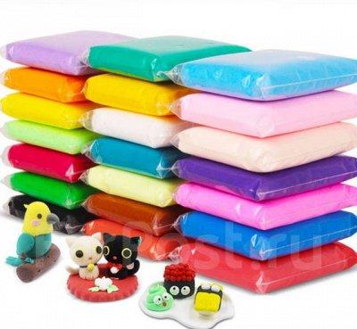 ОРБИЗ, мыльные пузыри и разные мелочи для деток — Супер легкий воздушный пластилин