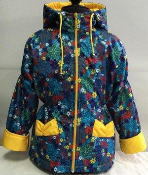 Ветровка Ткань верха: Дьюспо 240Т PRINT 100% п/э Подкладка: флис 100% п/э Состав костюма: 100% п/э Рост: 98,104,116 Цвет: голубой+красный,розовый+бирюза,розовый+желтый