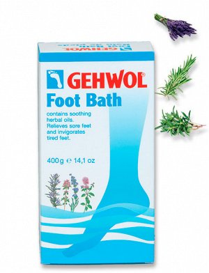 Ванна для ног (10 пакетов)
