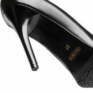 Туфли женские на шпильке. Модель 2315