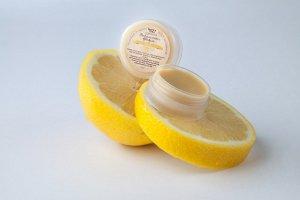 """Воск для ногтей и кутикулы """"Лимон"""", 5 мл."""