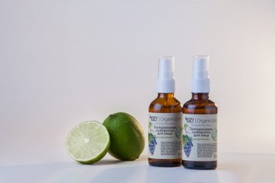Organic Zone. Натуральная косметика по супер ценам!🔥 — Гиалуроновые сыворотки для лица — Сыворотки
