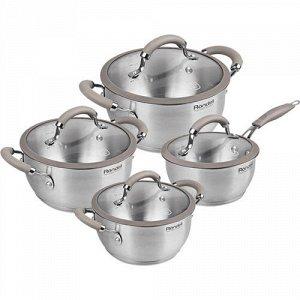 756 Набор посуды 8 предм. Balance Rondell (ST)